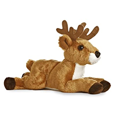 "Aurora - Mini Flopsie - 8"" Deer: Toys & Games"
