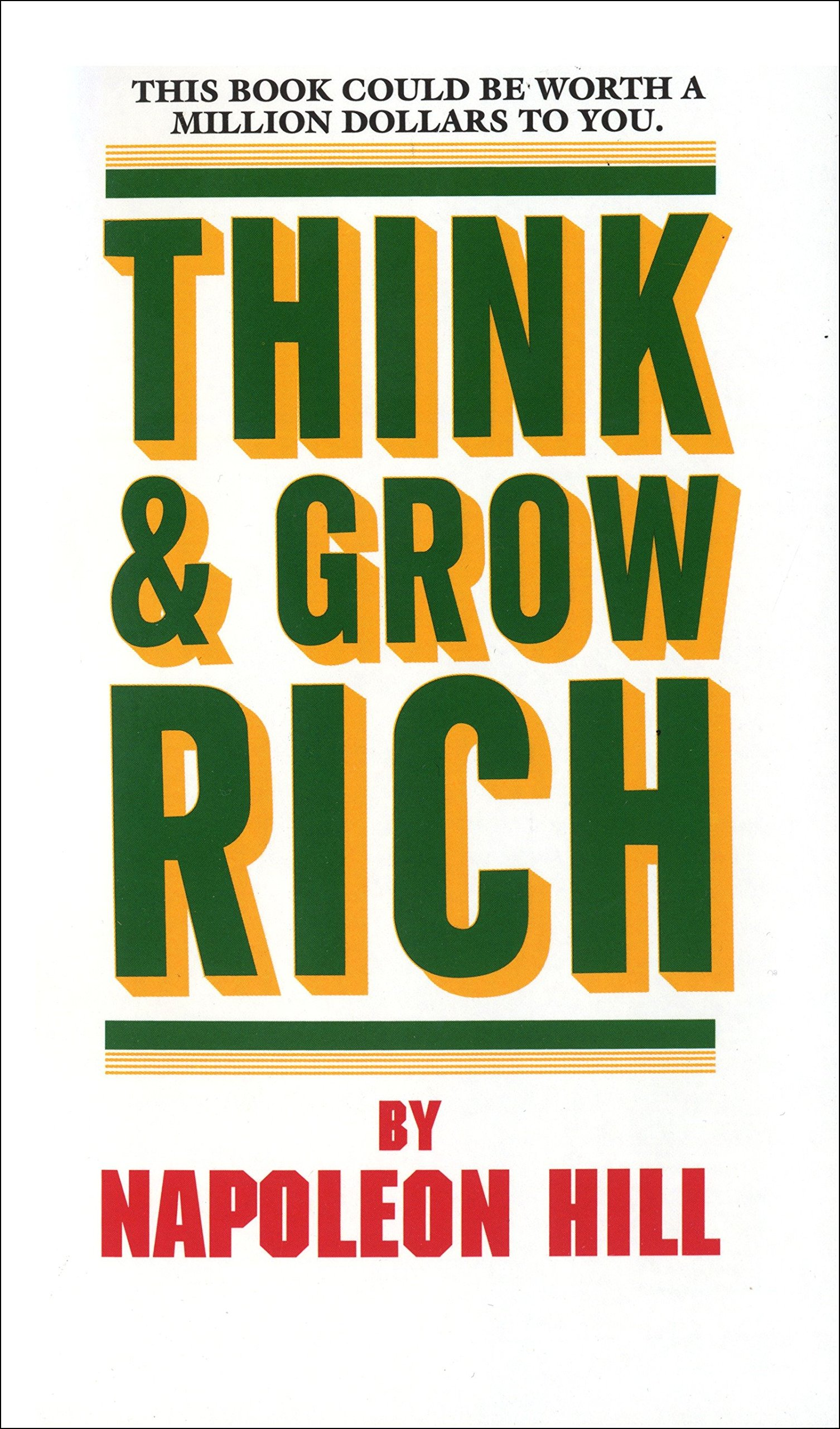 Think Big And Grow Rich Pdf