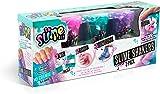 So Slime DIY SSC 003 Shaker 3 Pack Slime, Assorted Colours