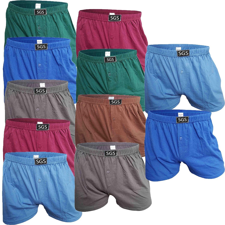 6-10 Pack Unterhosen Mann Herren Unterhosen Boxershorts Men