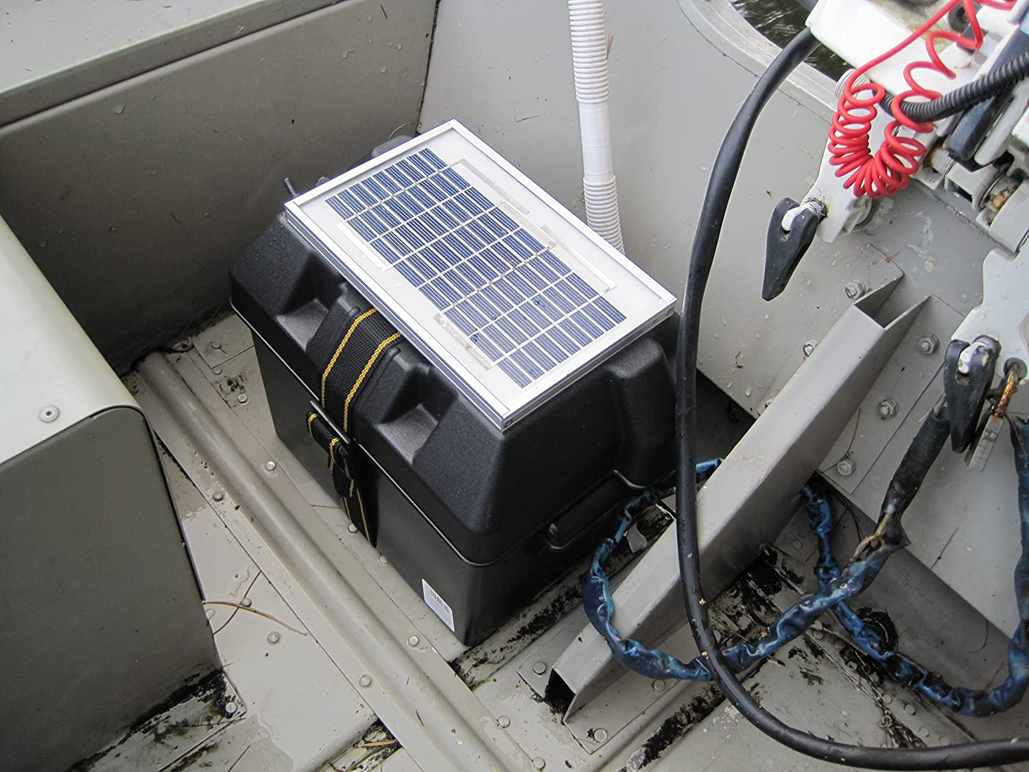 The Sun Pump Solar Powered Bilge Sports Outdoors 3 Wire Electric Float Switches