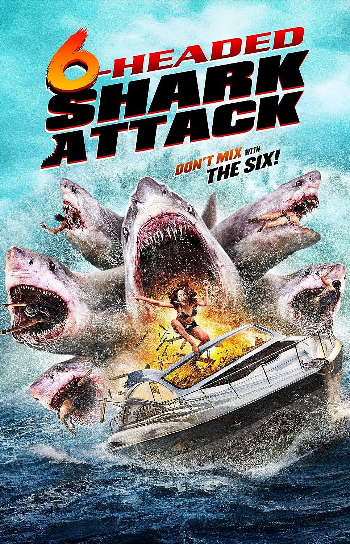 18 Headed Shark Attack