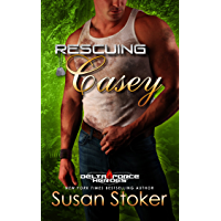 Rescuing Casey (Delta Force Heroes Book 7) (English Edition)