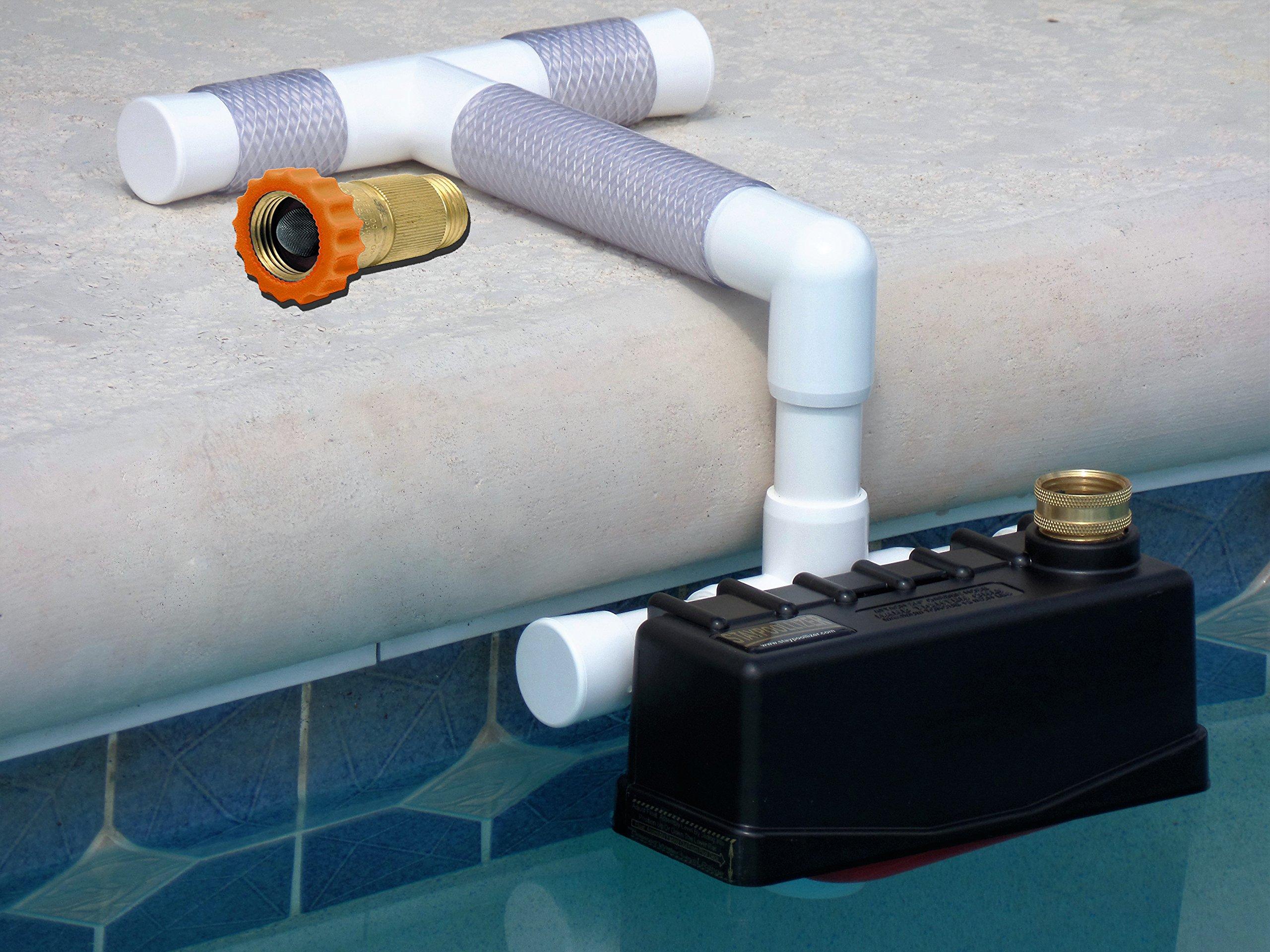 IG Premium Staypoollizer + Valterra Water Regulator Combo