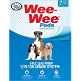 Four Paws Wee-Wee Standard Puppy Pads, 7 Ct