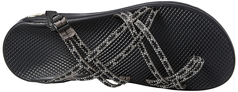 Chaco Women's Zong X Ecotread Athletic Sandal B071GMR44Q 5 B(M) US Fizz Black