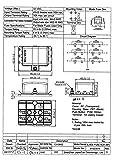 Jtron 6-way RV Fuse Block blade fuse box DC