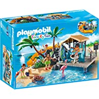 Playmobil - 6979 - Ile avec Vacancier