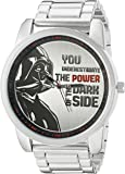 Star Wars Men's DAR2016 Analog Display Analog Quartz Silver Watch