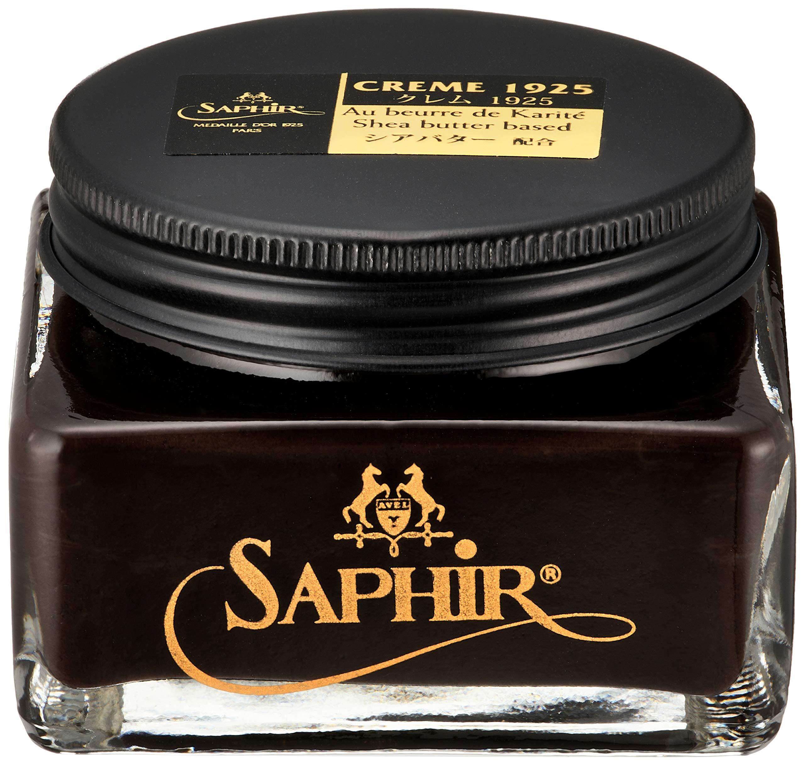 Crema Saphir Pommadier para zapatos 75ml (marrón oscuro)