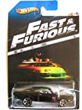 Hot Wheels Fast & Furious Dodge Charger R/T 1970 schwarz 1:64