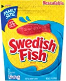 Swedish Fish Red, soft & chewing candy 30.4 oz Packages, (1.9 lbs)