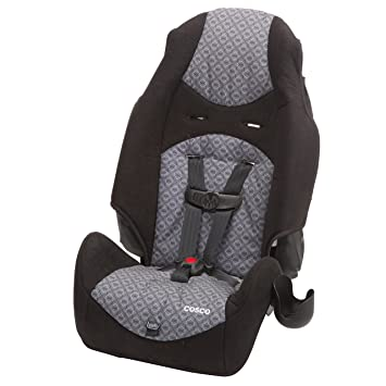 5 Point Harness Booster >> Cosco Highback 2 In 1 Booster Car Seat 5 Point Harness Or Belt Positioning Machine Washable Fabric Cam