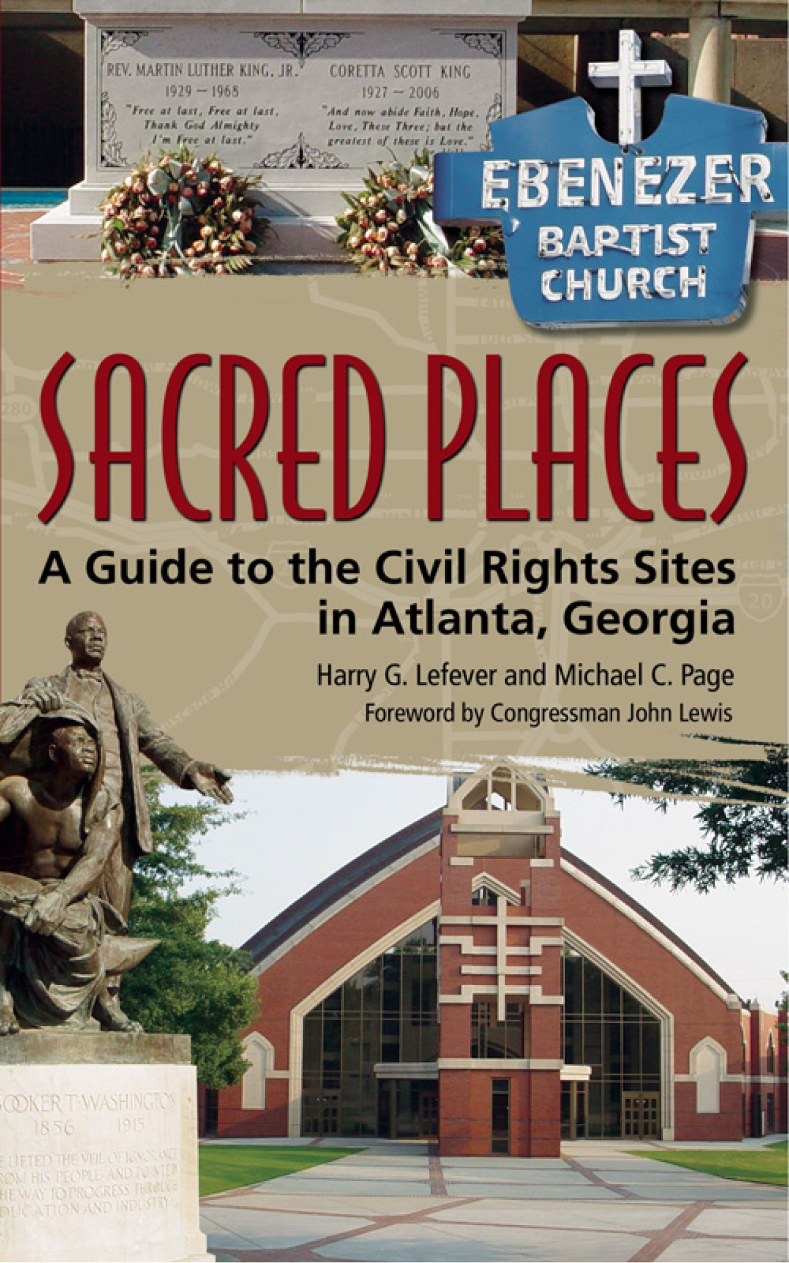 Sacred Places: A Guide to the Civil Rights Sites in Atlanta, Georgia ebook