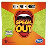Hasbro Gaming Speak Out Expansion Pack: Fun With Food