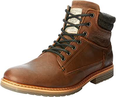 Wild Rhino Men's Nevada Shoes, Dark Brown