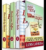 The Georgia Coast Cozy Mystery Series: Books 1, 2 & 3