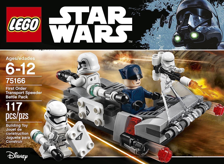 LEGO Guerra de Las Galaxias de Primer Orden Reductor de Velocidad ...