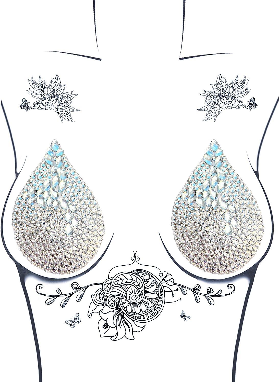 Starry Night Nipple Nooses