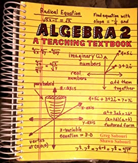 Teaching textbooks algebra 2 answer key and test bank greg sabouri algebra 2 a teaching textbook fandeluxe Image collections