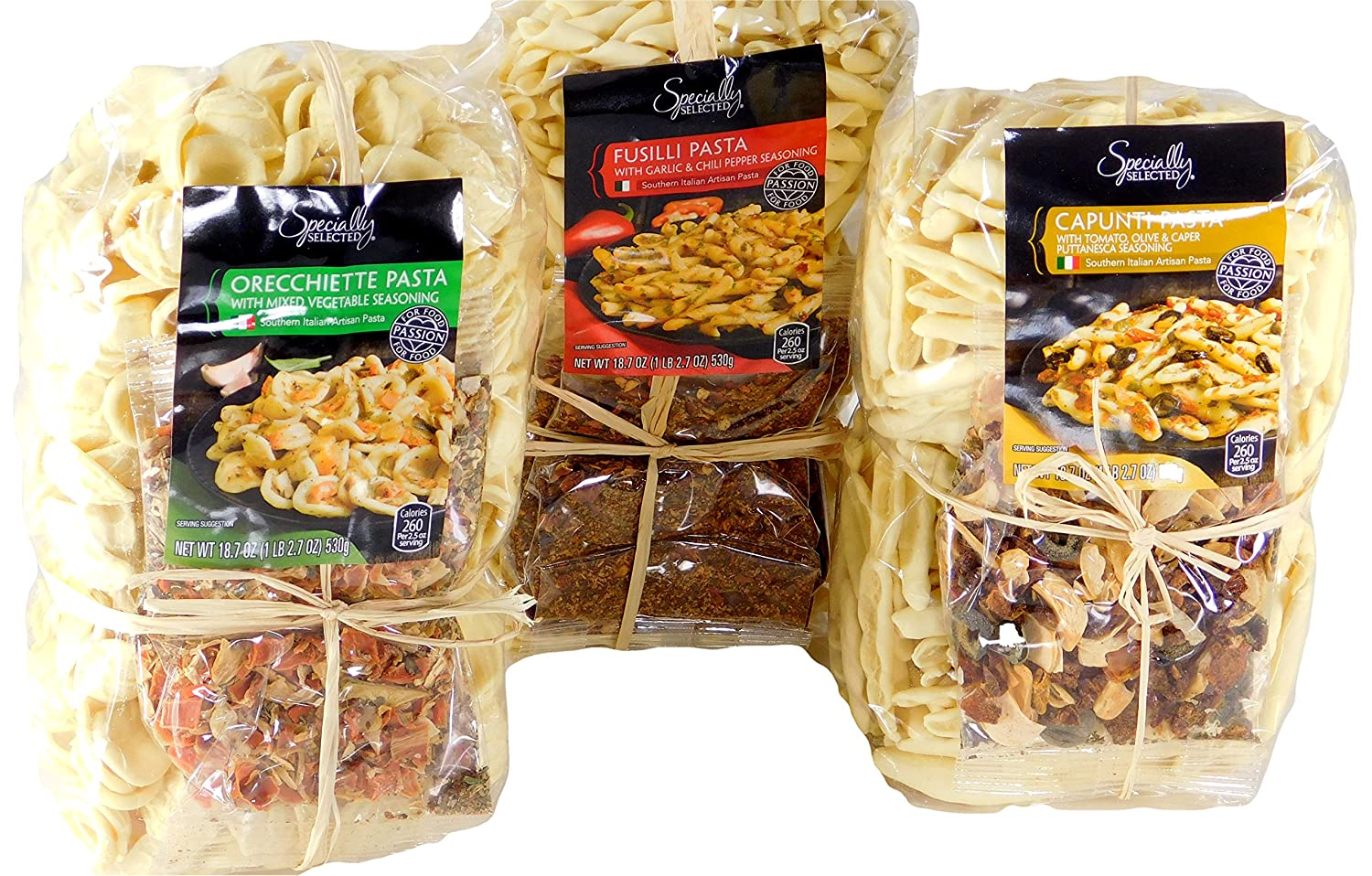 Amazon.com : Specially Selected Imported Southern Italian Pasta ...