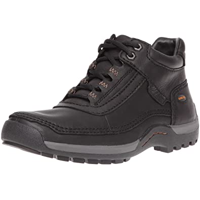 Noir Walk Eu 40 Gtx Homme Chaussures Rain Clarks Montantes RwS6v6