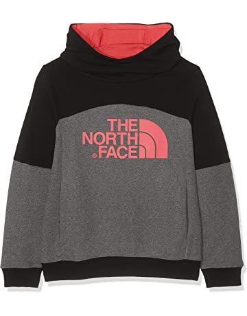 b72f1689f72 The North Face Drew Peak Sudadera con Capucha, Niñas
