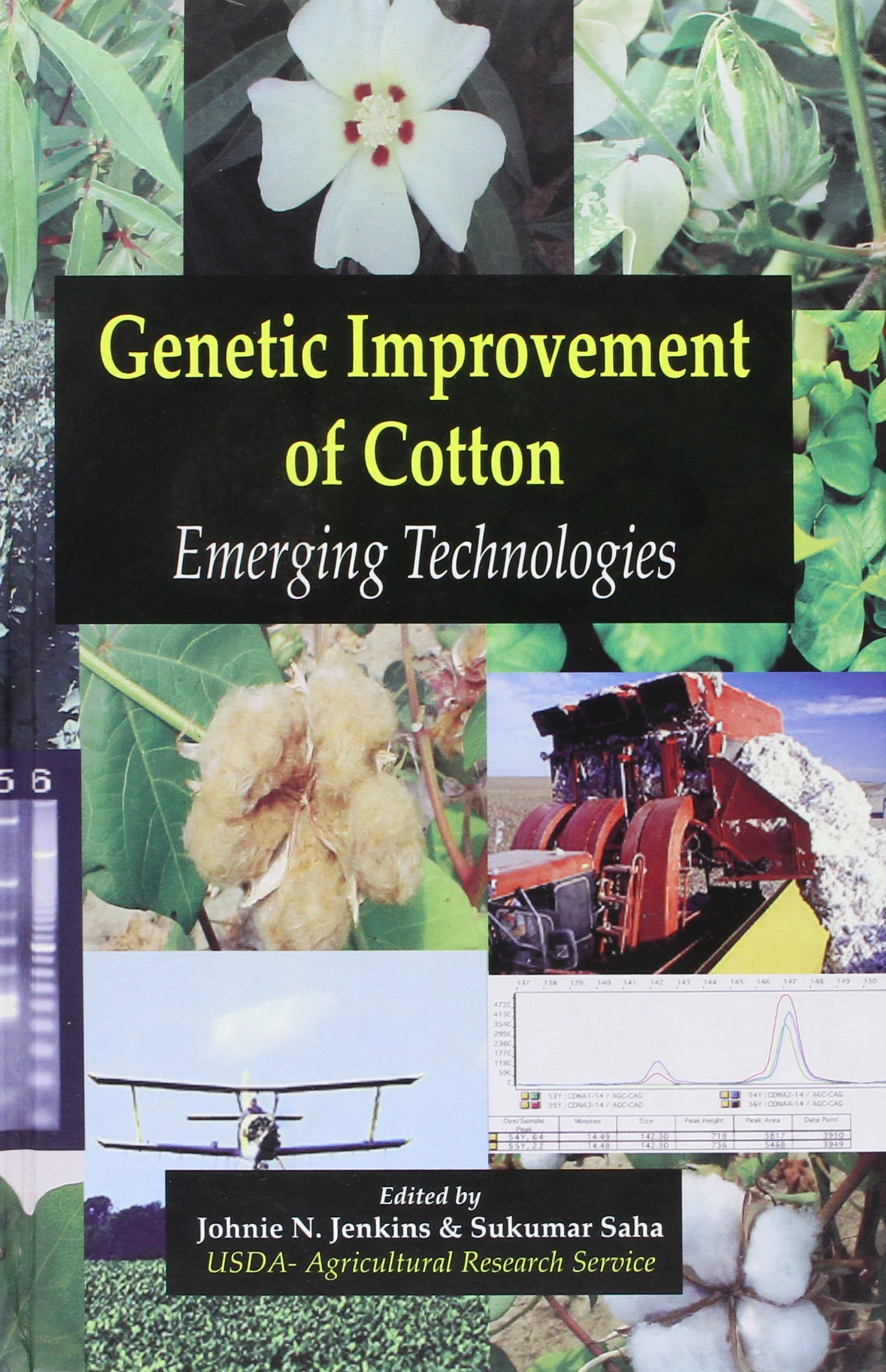 Genetic Improvement of Cotton: Emerging Technologies PDF