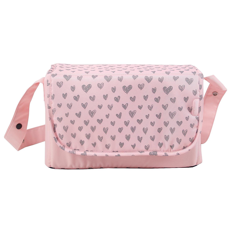 My Babiie Catwalk Pink Bows Baby Changing Bag