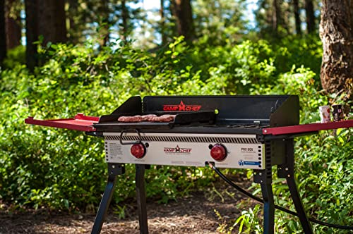 Camp Chef Pro 2-Burner Camp Stove