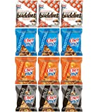 Chex Mix Brand Snacks Variety 12 Pack - Assortment Featuring Muddy Buddies, Traditional, Cheddar & Bold Party Mix 1.75oz Bags 12 Bags Total