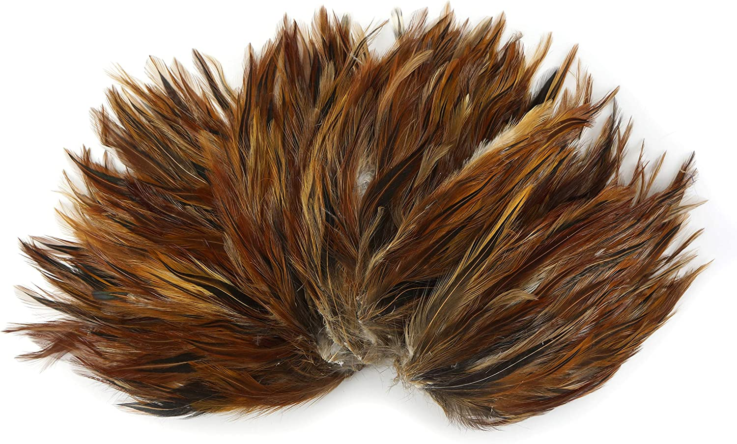 Natural Furnace Rooster Feather Pad      US Seller