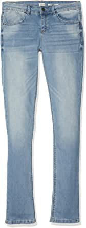 IKKS Junior Denim Slim Bleu Clair Jeans para Niños