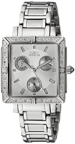 Amazon.com: Invicta 5377 Ángel de la mujer diamond-accented ...