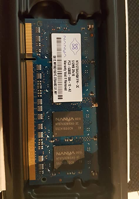 Arch Memory 2 GB 200-Pin DDR2 So-dimm RAM for ASUS F50Sv