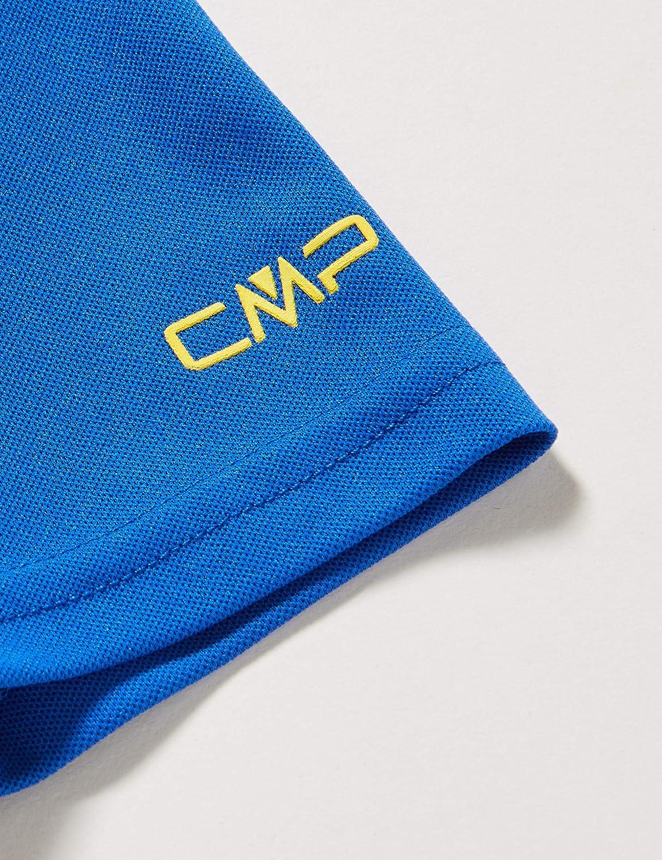 CMP T-Shirt Dry Function 38t6744 Camiseta Unisex ni/ños