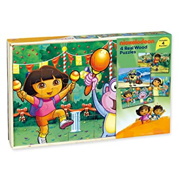 Nickelodeon All Grown Up Puzzle - 60 Pieces - Hasbro Games ...