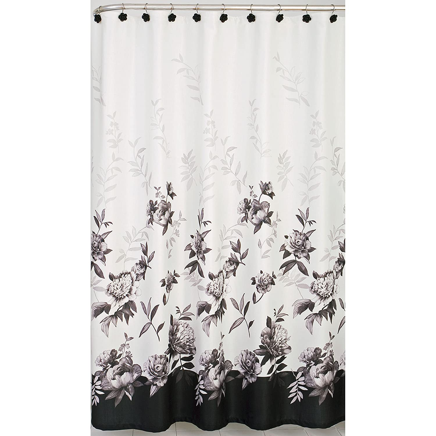 fabric collections curtain curtains blue shower by sunflowers ziya