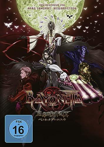 Bayonetta - Bloody Fate [Alemania] [DVD]: Amazon.es: Fuminori Kizaki: Cine y Series TV