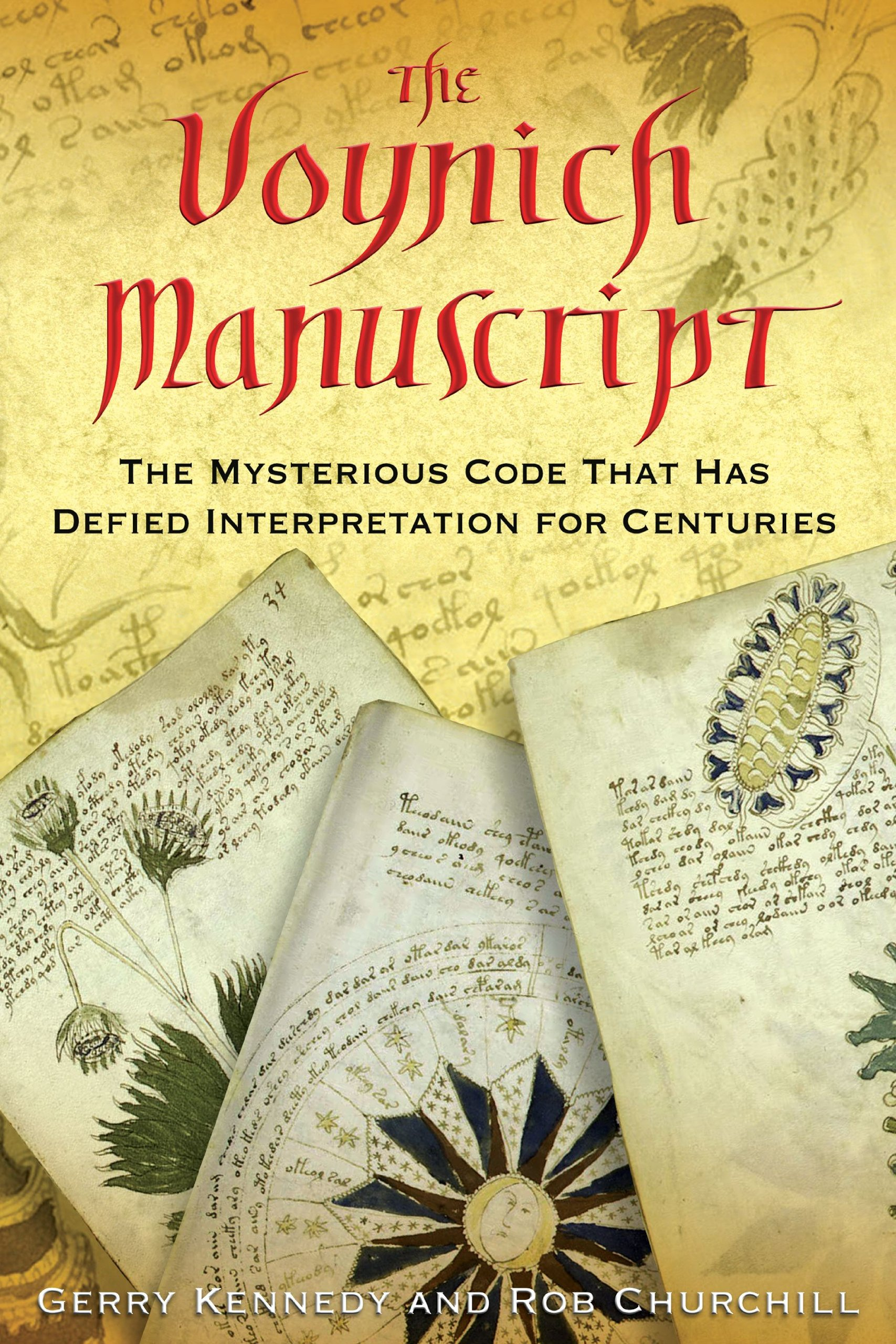 The Voynich Manuscript: The Mysterious Code That