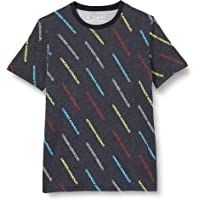 Under Armour Live Multi Wordmark Camisa Manga Corta Niños