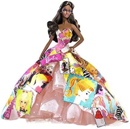Amazon Barbie Collector Generation Of Dreams African American