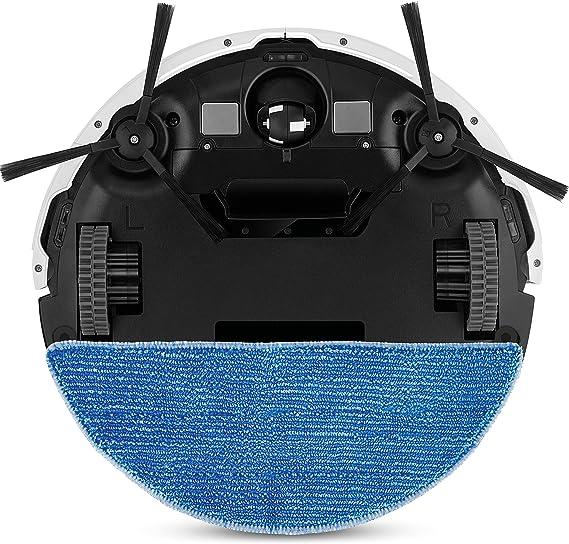 ZACO V5x - 2 en 1 robot aspirador friegasuelos con 4 modos de ...