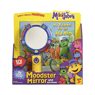 Moodsters Mirror and Storybook: Toys & Games
