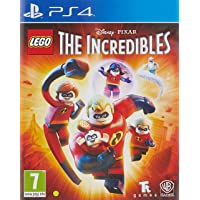 Lego Incredibles Standart Edition Oyun[PlayStation 4]