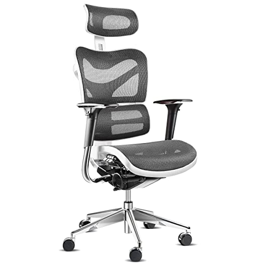 Predator PX Ergonomic Desk Chair Office Chair Adjustable - Ergonomic office chair uk