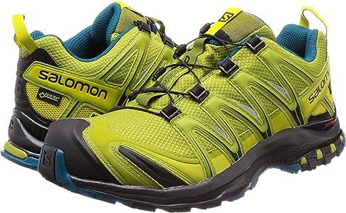 Salomon XA Pro 3D Gore-Tex Zapatilla De Correr para Tierra - AW18-40: Amazon.es: Zapatos y complementos