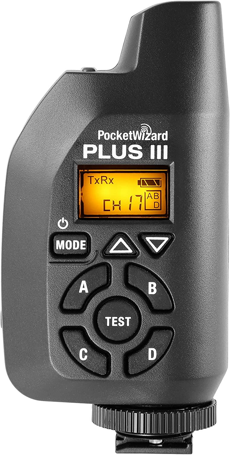 Pocket Wizard Plus IIIe Transceiver Bonus Kit