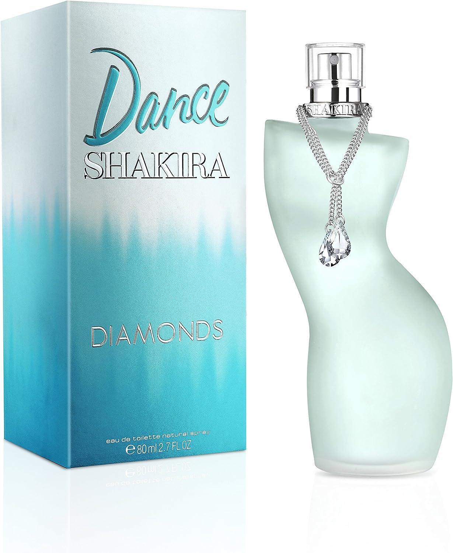 DANCE DIAMONDS de SHAKIRA Eau de Toilette 80 ml: Amazon.es