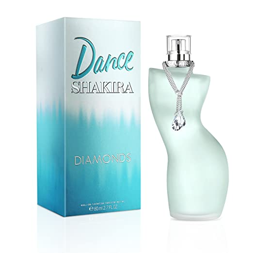 Dance Diamonds by Shakira Eau De Toilette, 80ml